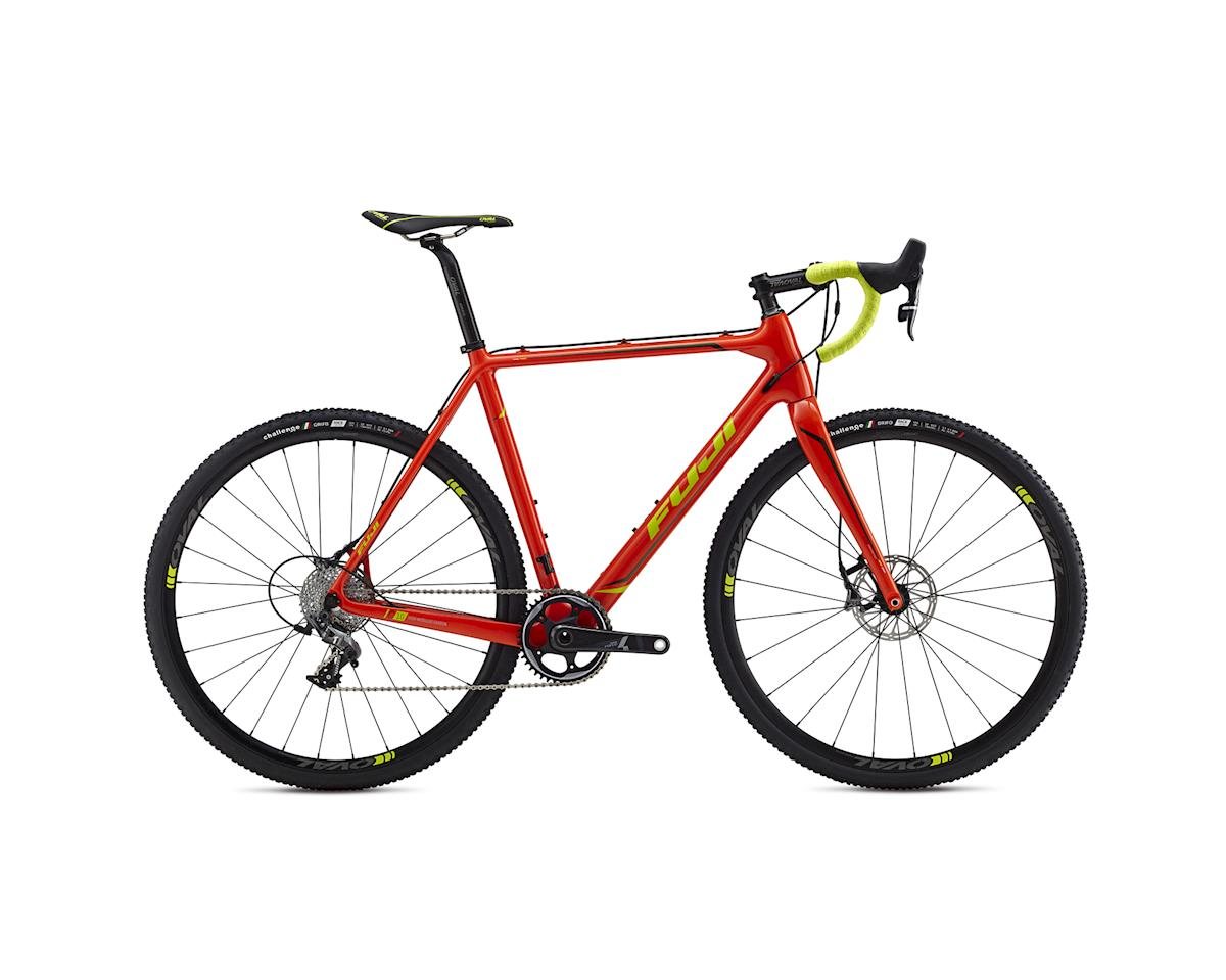 Fuji Bikes Fuji Altamira CX 1.3 Cyclocross Bike - 2016 (Orange)