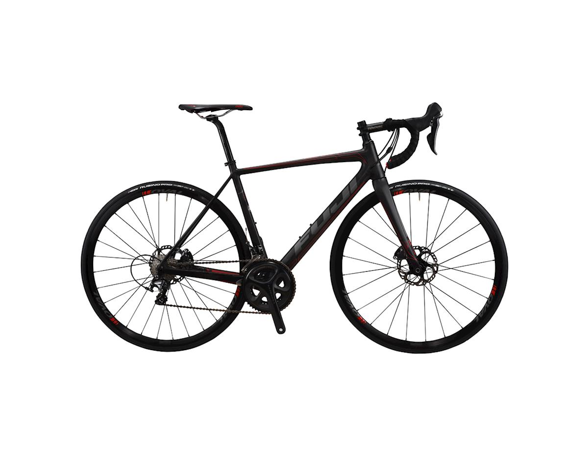 Fuji Bikes Fuji SL 2.1 Disc Road Bike - 2017 (Carbon)