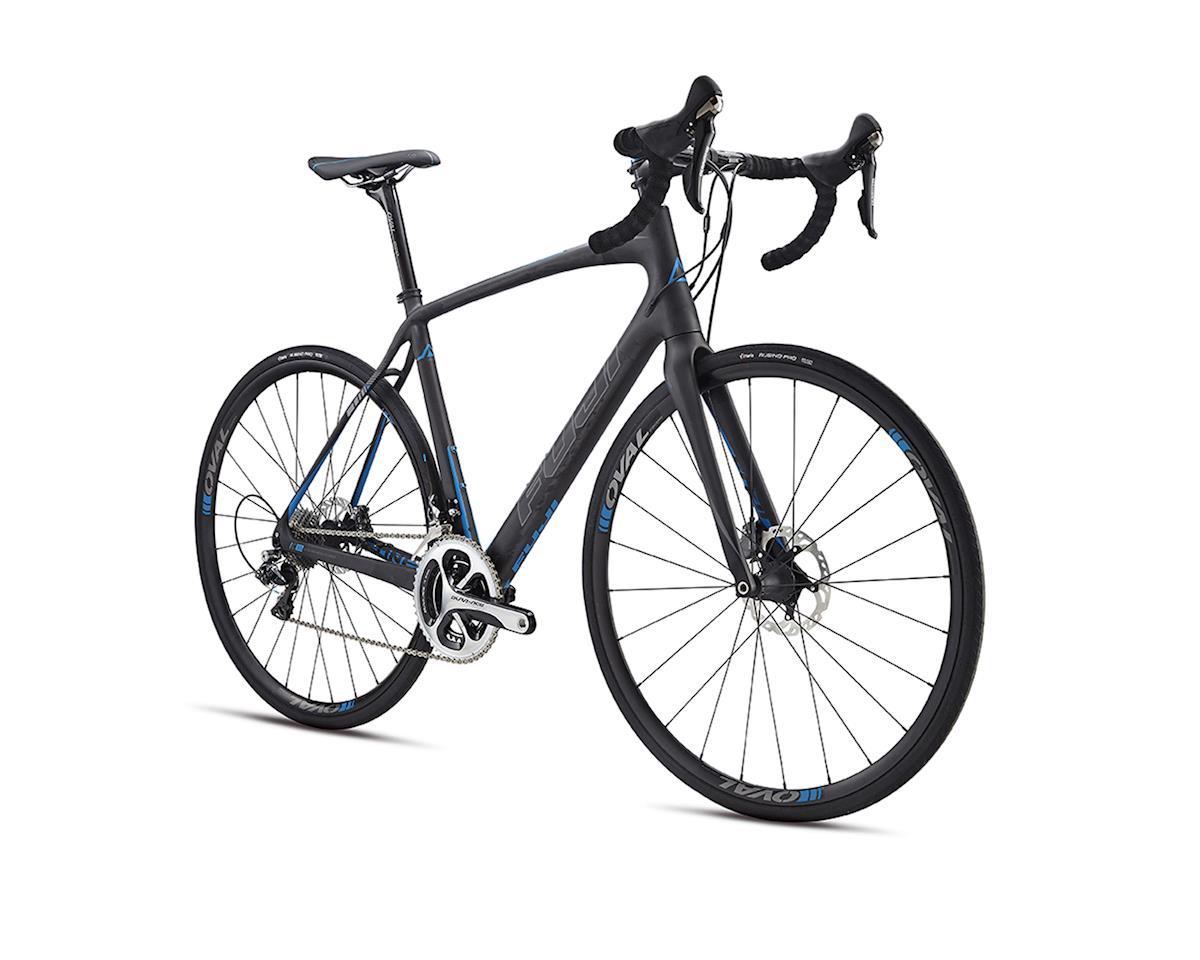 Fuji Bikes Fuji Gran Fondo 1.1 Disc -2017 (Carbon Blue)