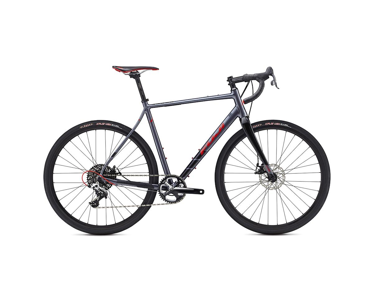 Fuji Bikes Fuji Jari 1.5 Gravel Bike - 2017 (Grey)