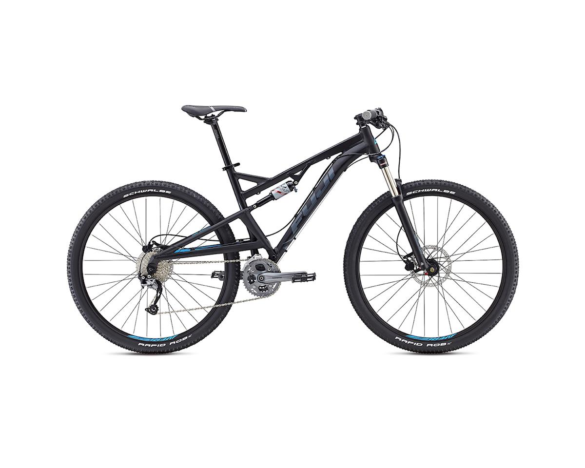 Fuji Outland 1.3 29er Mountain Bike - 2017 (Black/Grey) (15)