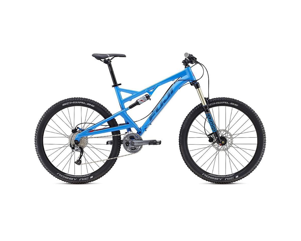 Fuji Reveal 1.3 27.5 Mountain Bike - 2017 (Teal Bl) (15)