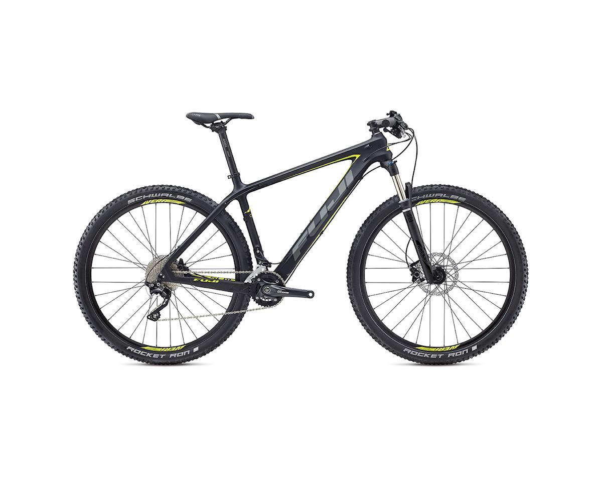 Fuji SLM 2.7 29er Mountain Bike - 2017 (Carbon) (15)