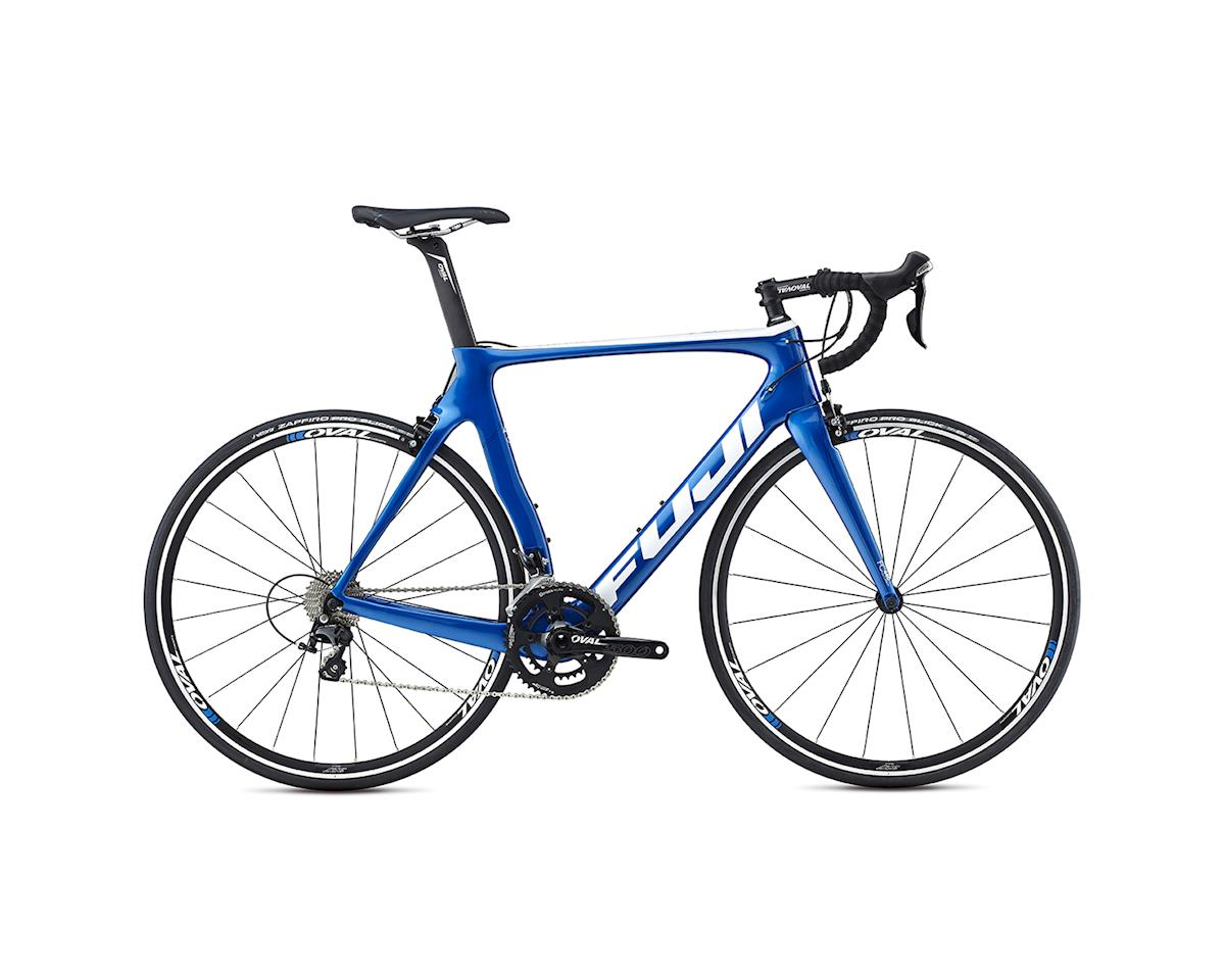 Fuji Bikes Fuji Transonic 2.7 Road Bike - 2017 (Blue/White)