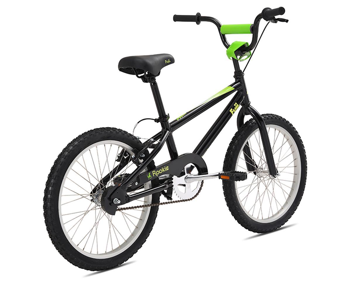 Boys 20 Inch Bike >> Fuji Rookie 20 Boys Bike Black 20 31 6704 Blk 020 Bikes