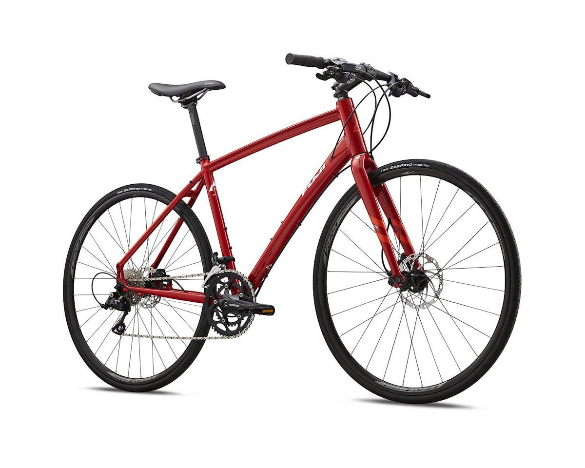 936a5b3a4f6 Fuji Absolute 1.3 Disc Flat Bar Road Bike - 2018 (15 Inch) [FJ-AB13 ...