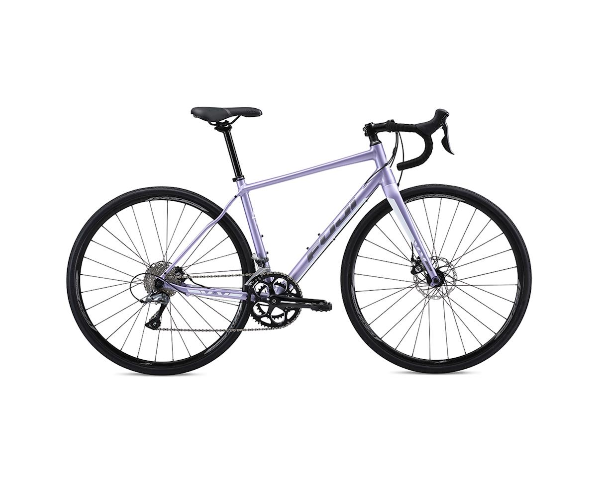Image 2 for Fuji Bikes Fuji Finest 1.9 Disc Women's Road Bike - 2018