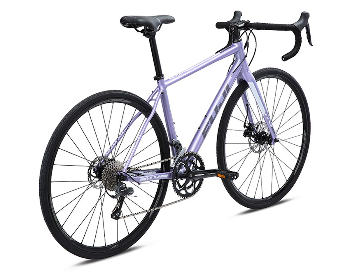 Image 3 for Fuji Bikes Fuji Finest 1.9 Disc Women's Road Bike - 2018