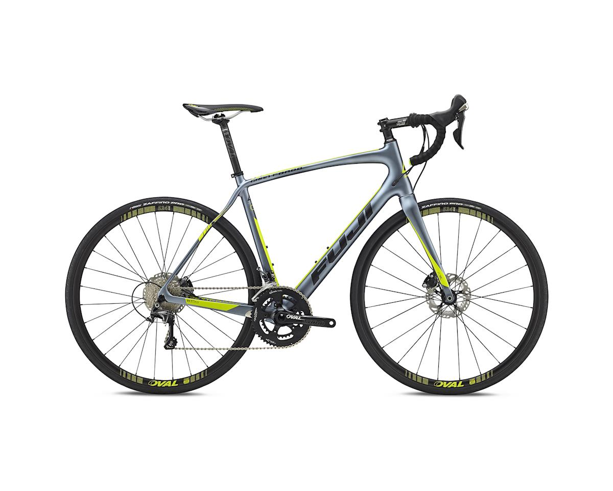 2018 Gran Fondo 2.1 Disc Road Bike (Satin Storm Silver)