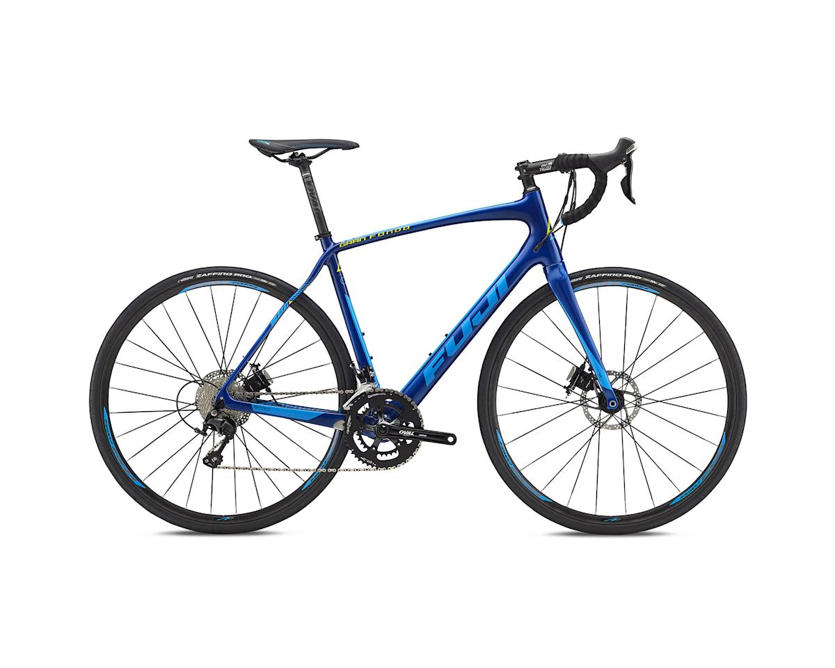 Image 2 for Fuji Bikes Fuji Gran Fondo 2.3 Disc Road Bike - 2018