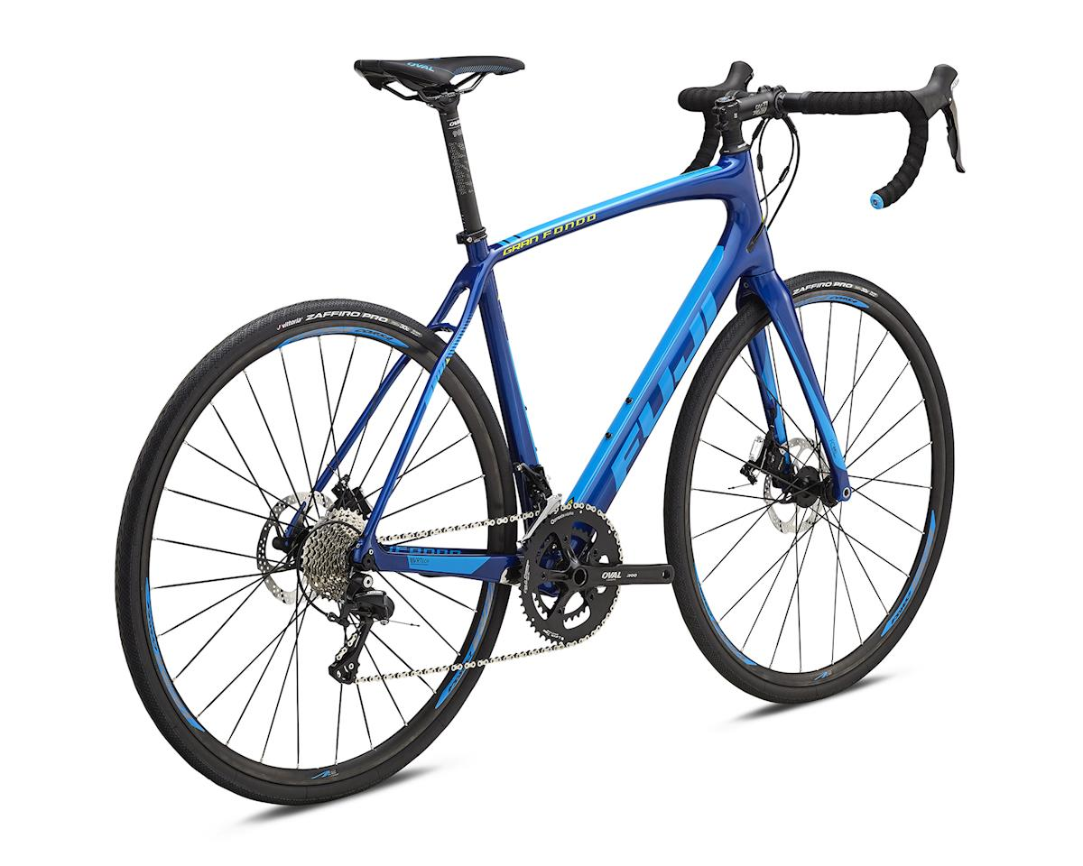 Image 3 for Fuji Bikes Fuji Gran Fondo 2.3 Disc Road Bike - 2018