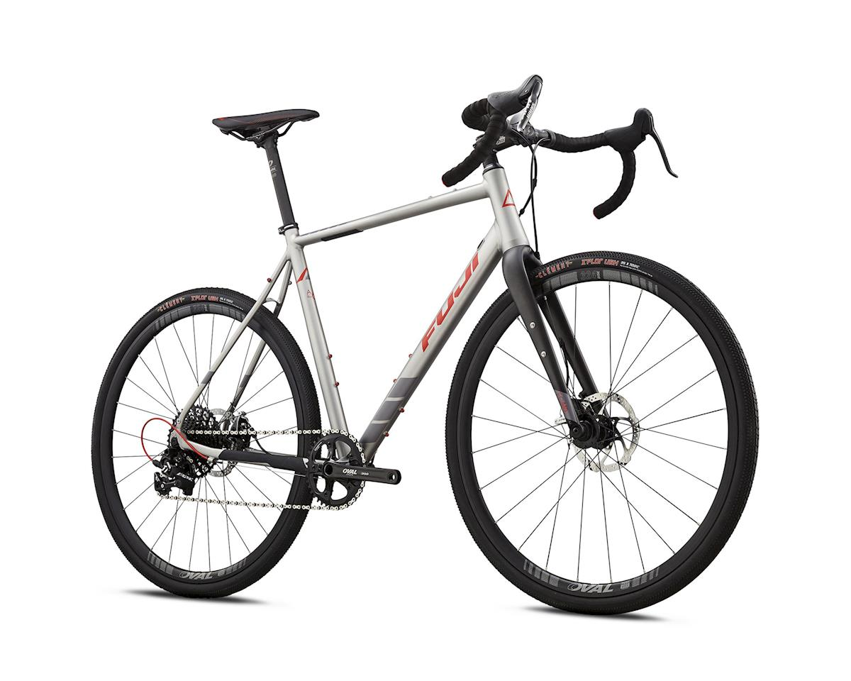 2018 Jari 1.5 Gravel Bike (Satin Silver)