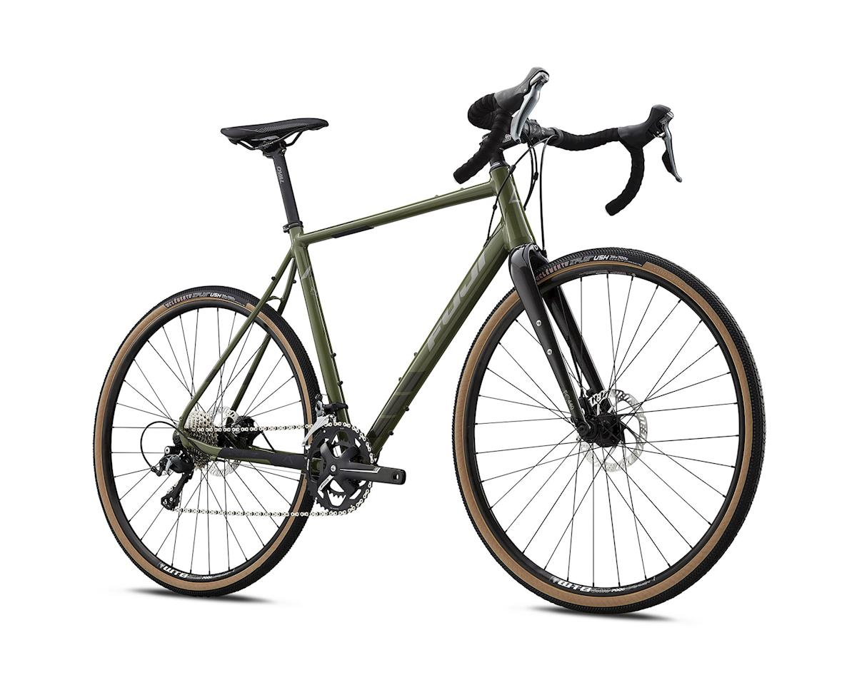 2018 Jari 1.7 Gravel Bike (Olive Green)