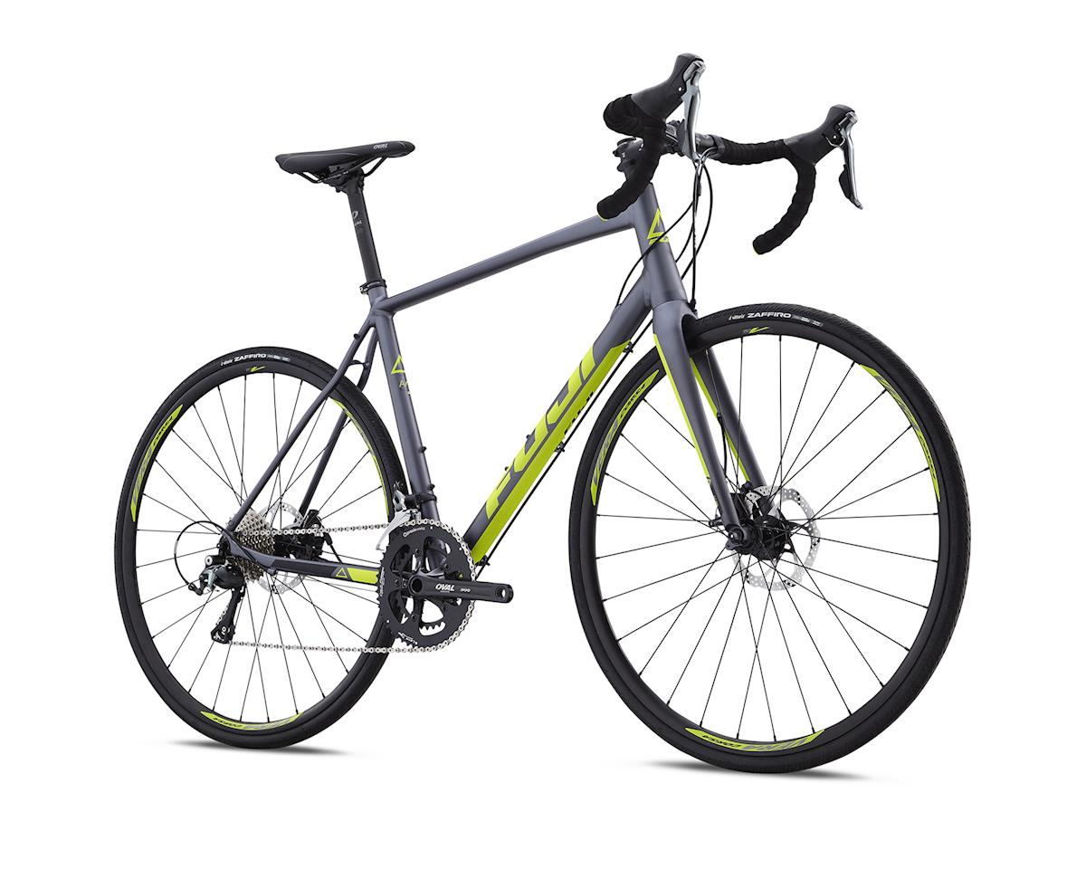 Fuji Bikes Fuji Sportif 1 5 Disc Road Bike - 2018 (Charcoal