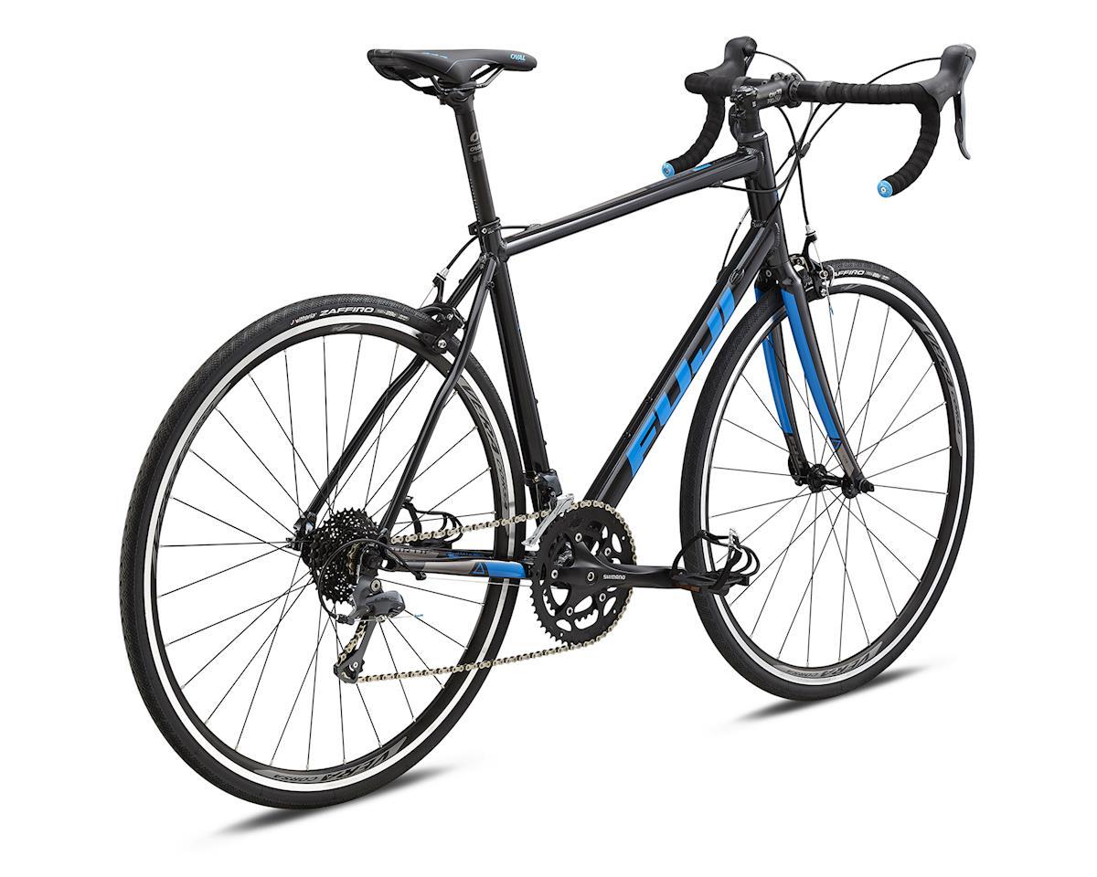 Image 3 for Fuji Bikes 2018 Sportif 2.3 Road Bike (Anthracite) (46cm)