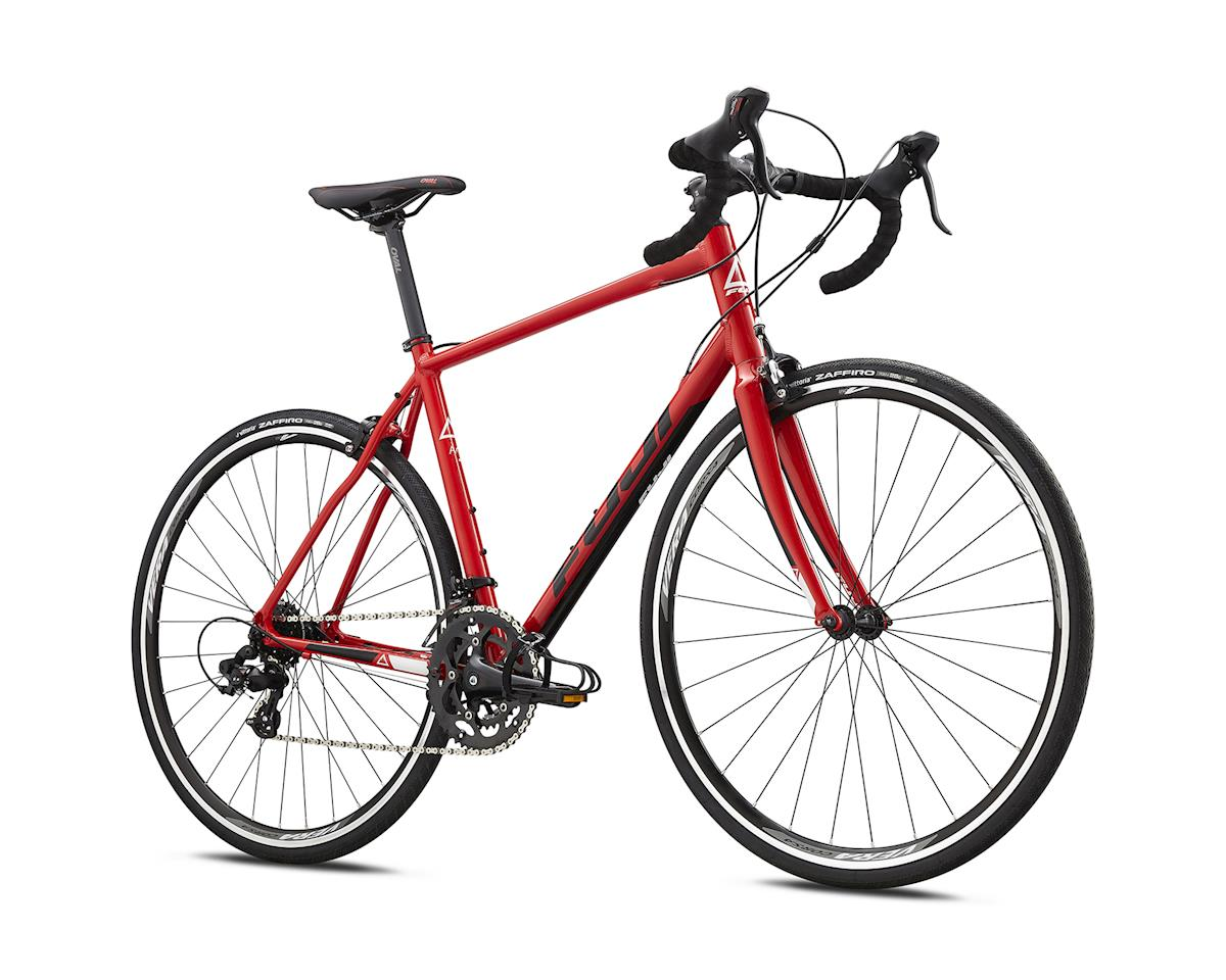Fuji Bikes 2018 Sportif 2.5 Road Bike (Red/Black)