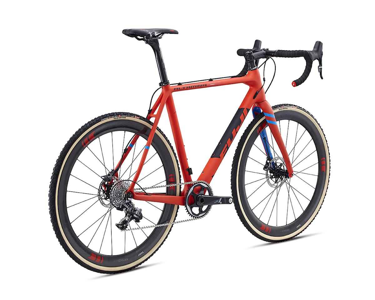 Fuji Altamira CX 1.1 Cyclocross Bike - 2017 (Red/Black) (56)