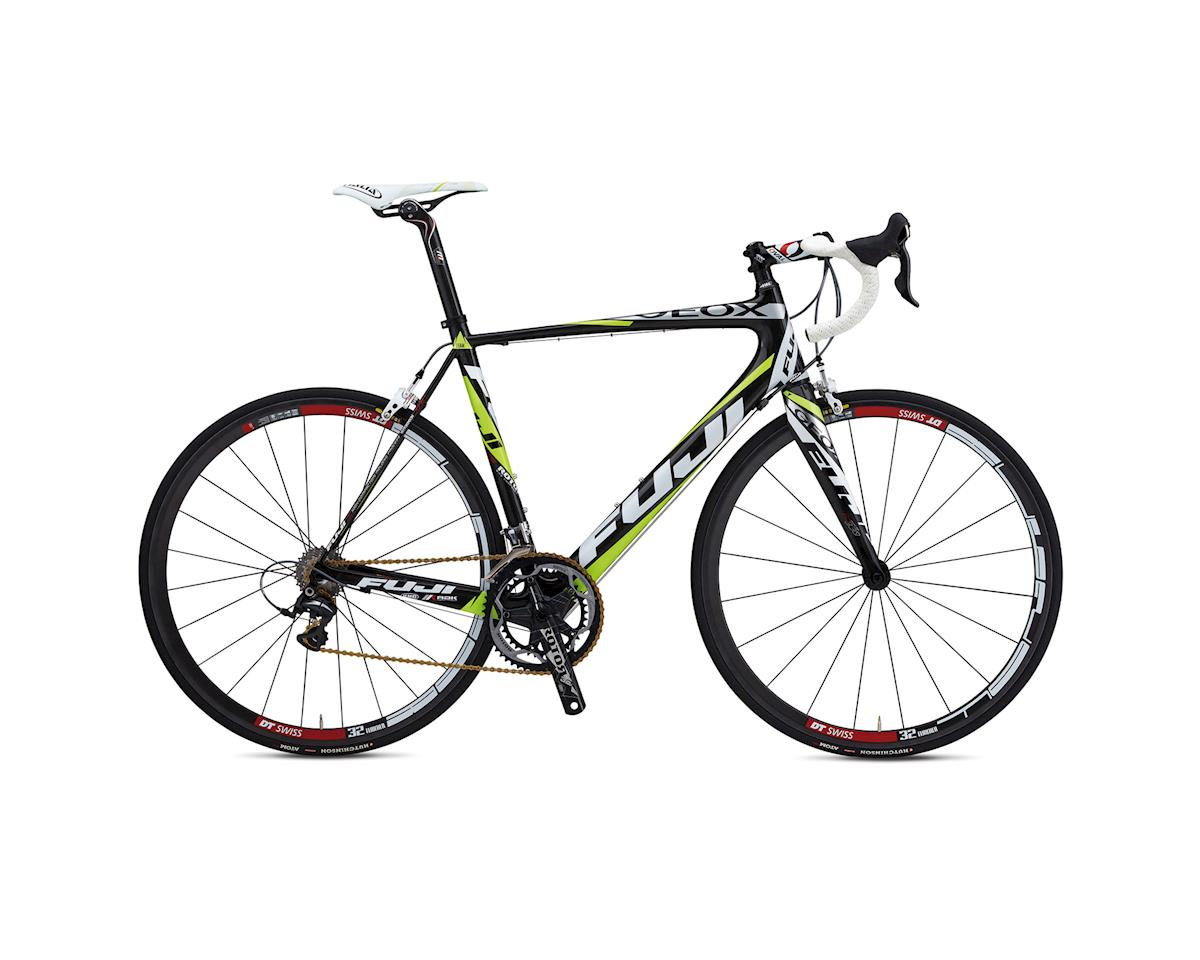 Fuji Altamira LTD Team Edition Road Bike - 2012 (Black/Yellow) (55)
