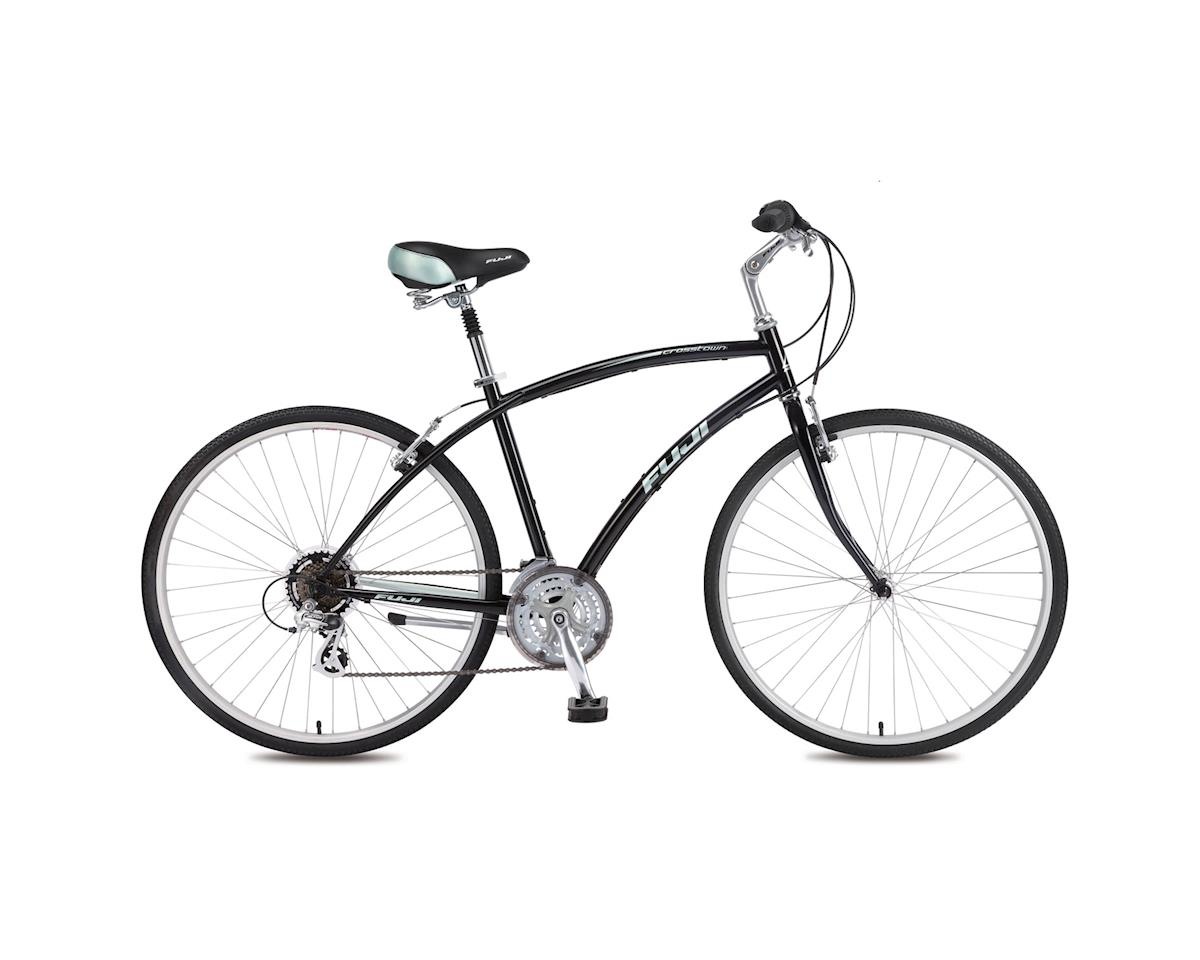 Fuji Crosstown 3.0 Comfort Bike - 2012 (Black) (23)