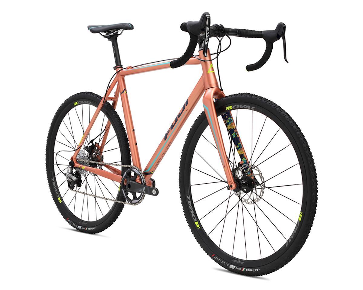 Fuji Cross 1.3 Cyclocross Bike - 2016 (Copper) (60)