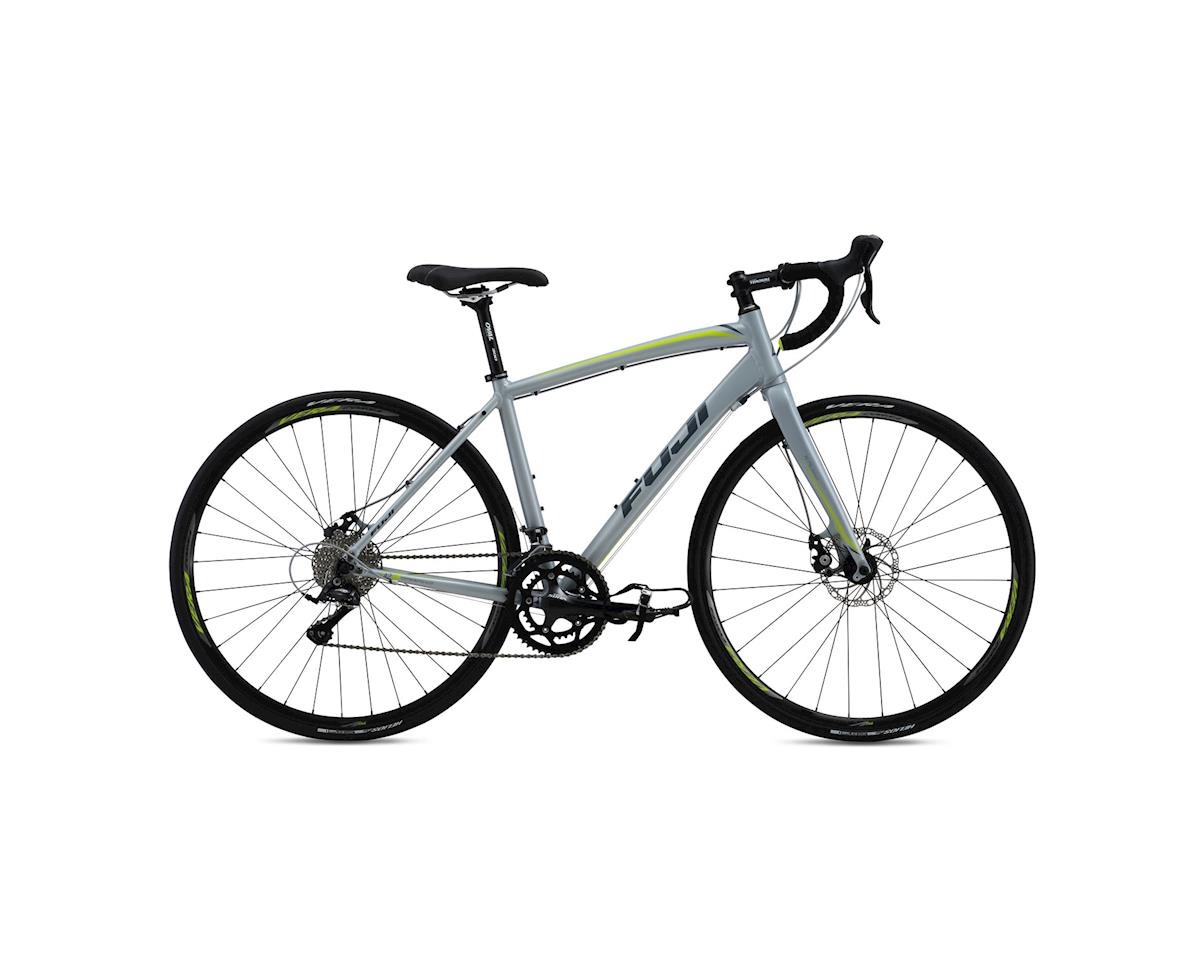 Fuji Finest 1.3 Disc Women's Road Bike - 2016 (Silver) (56)