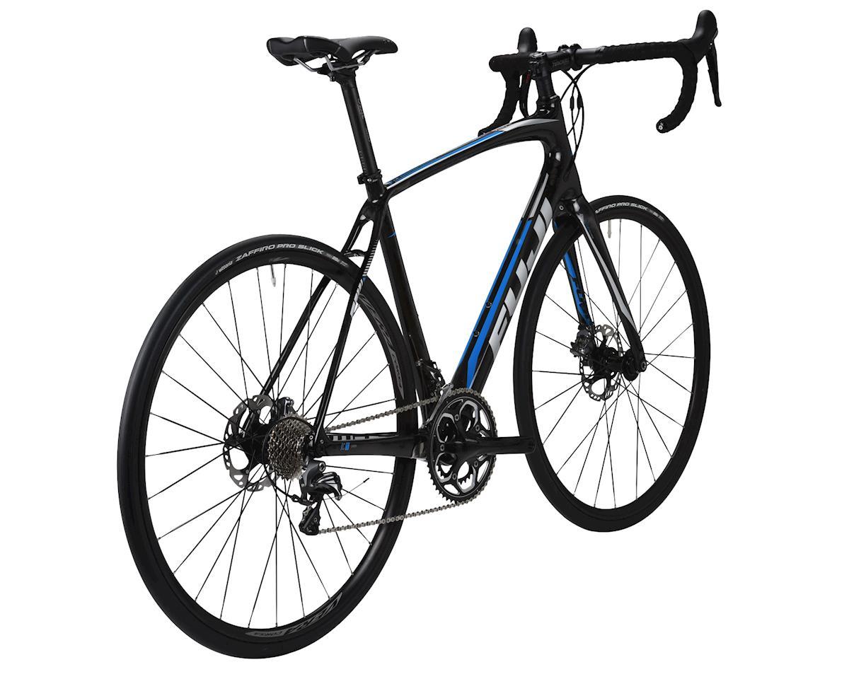 Image 2 for Fuji Bikes Fuji Gran Fondo 2.2 Disc LE Road Bike -- 2017 Performance Exclusive (Carbon)