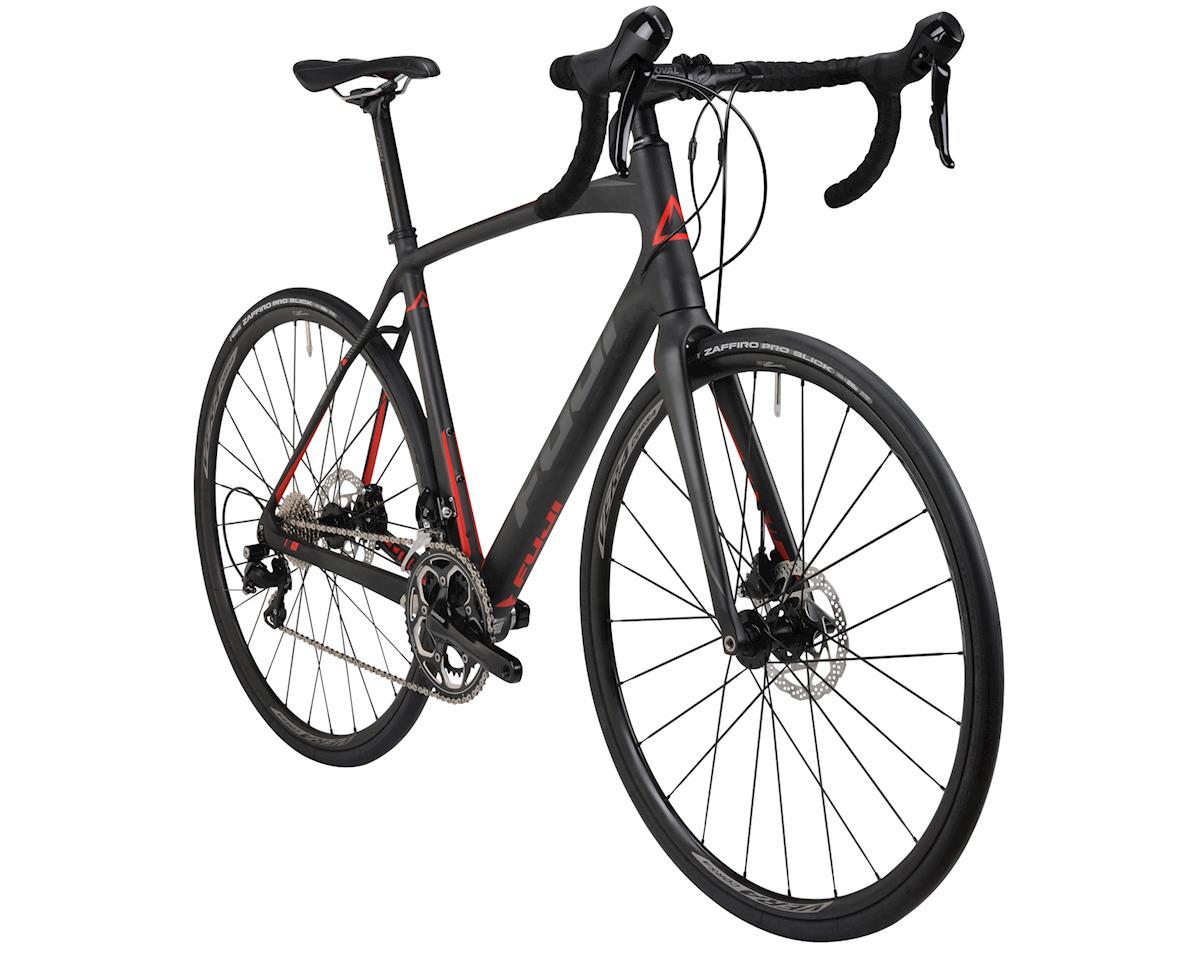 Image 1 for Fuji Bikes Fuji Gran Fondo 2.4 D LE Road Bike - 2016 Performance Exclusive (Matte Carbon)