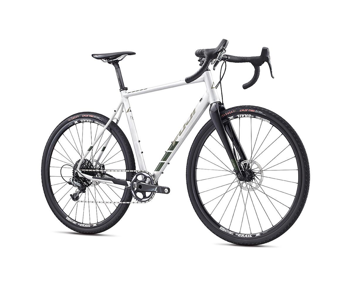 Fuji Jari 1.1 Gravel Bike - 2017 (Grey) (49)