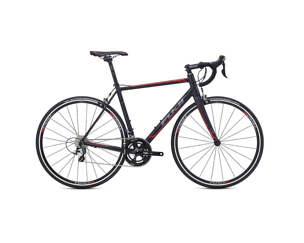 Fuji Roubaix 1.5 Road Bike - 2017 (Black/Charcoal) (61)