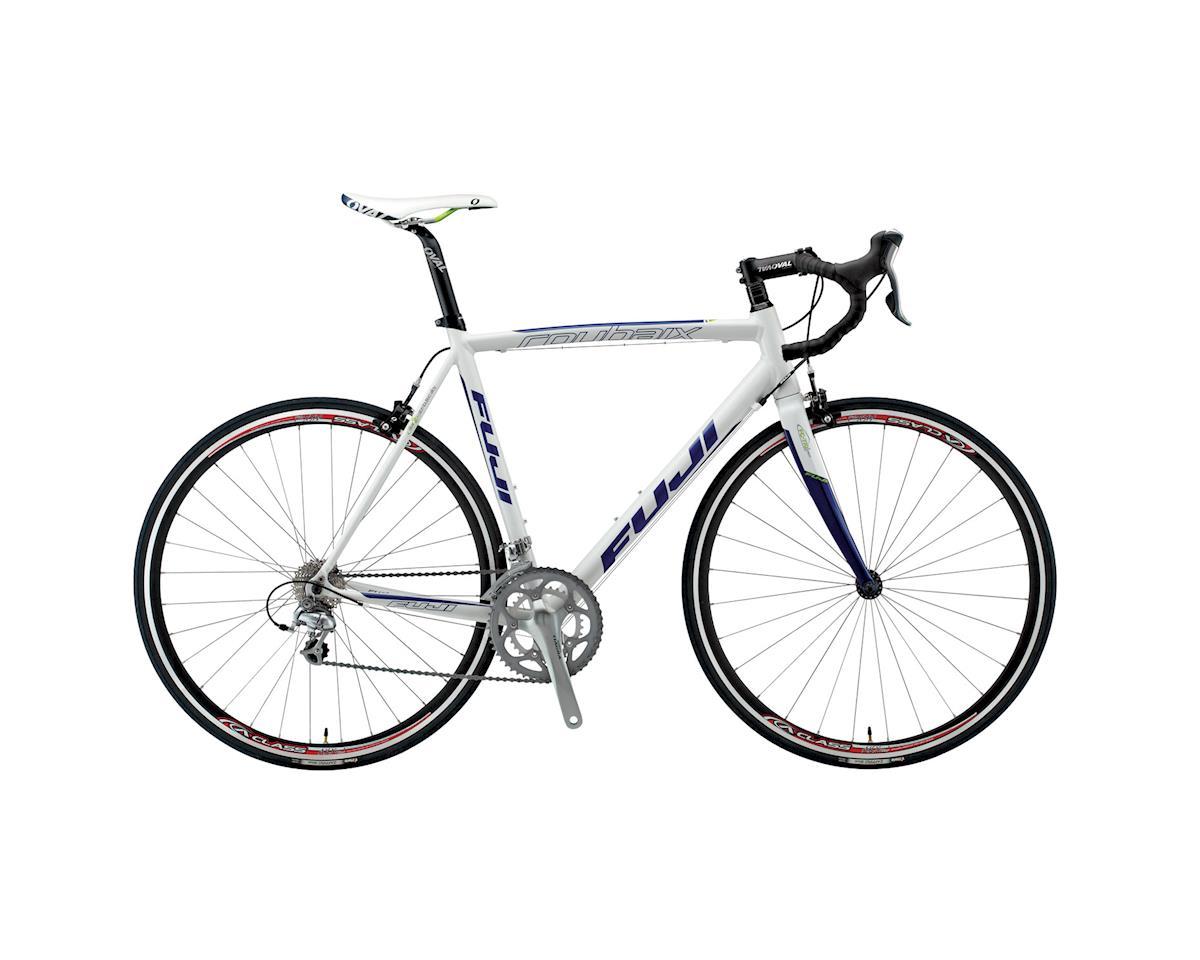 Fuji Roubaix 2.0 Road Bike (White) (52) [YB-RBX2-46-P ...