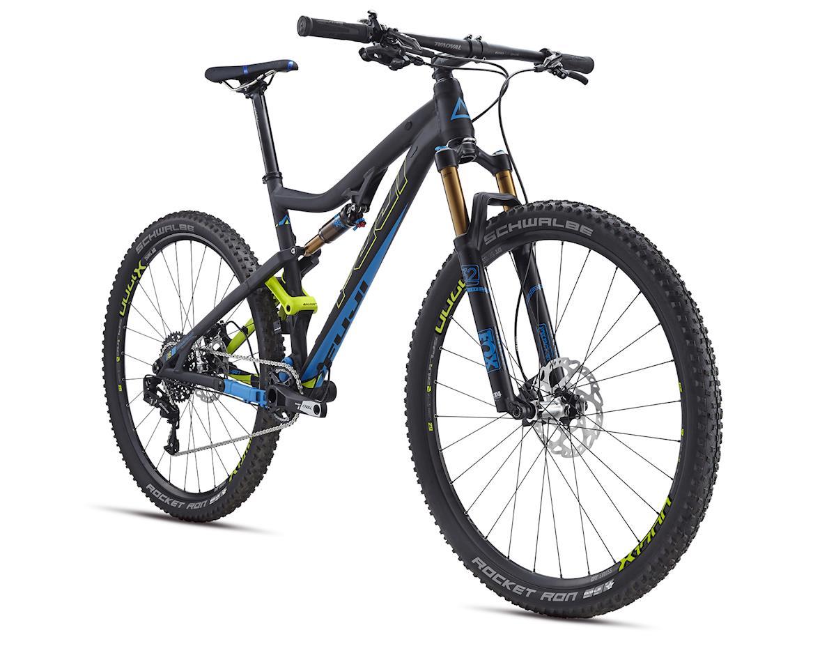 Fuji Rakan 29r 1.1 Full Suspension Mountain Bike - 2016 (Black) (15)