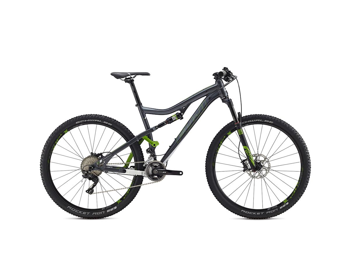 Fuji Rakan 1.3 29er Full Suspension Mountain Bike - 2016 (Grey) (15)