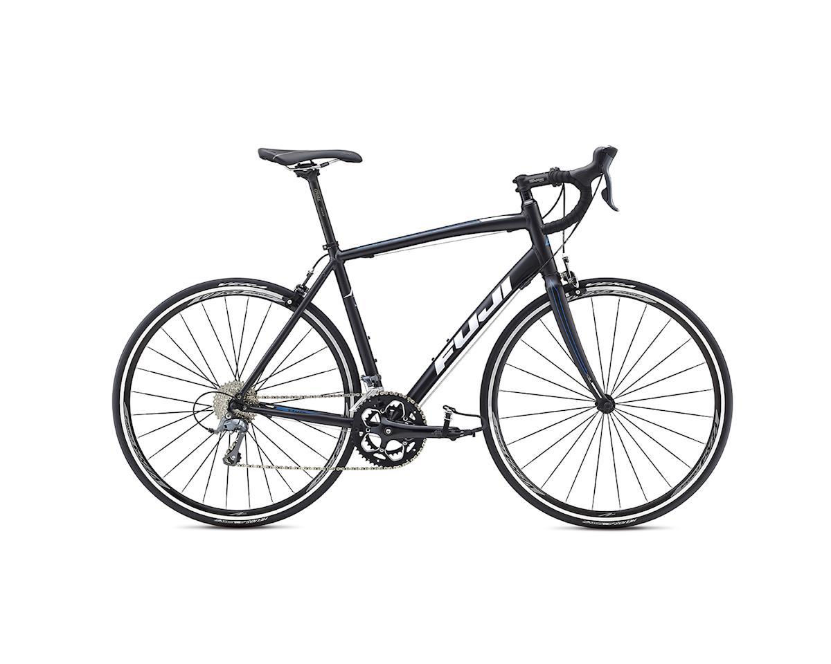 Fuji Bikes Fuji Sportif 2 3 Road Bike -- 2017 (Black/White