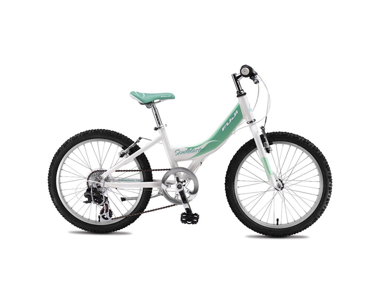 Fuji Sandblaster Kids Bike - 2011 (White) (20)