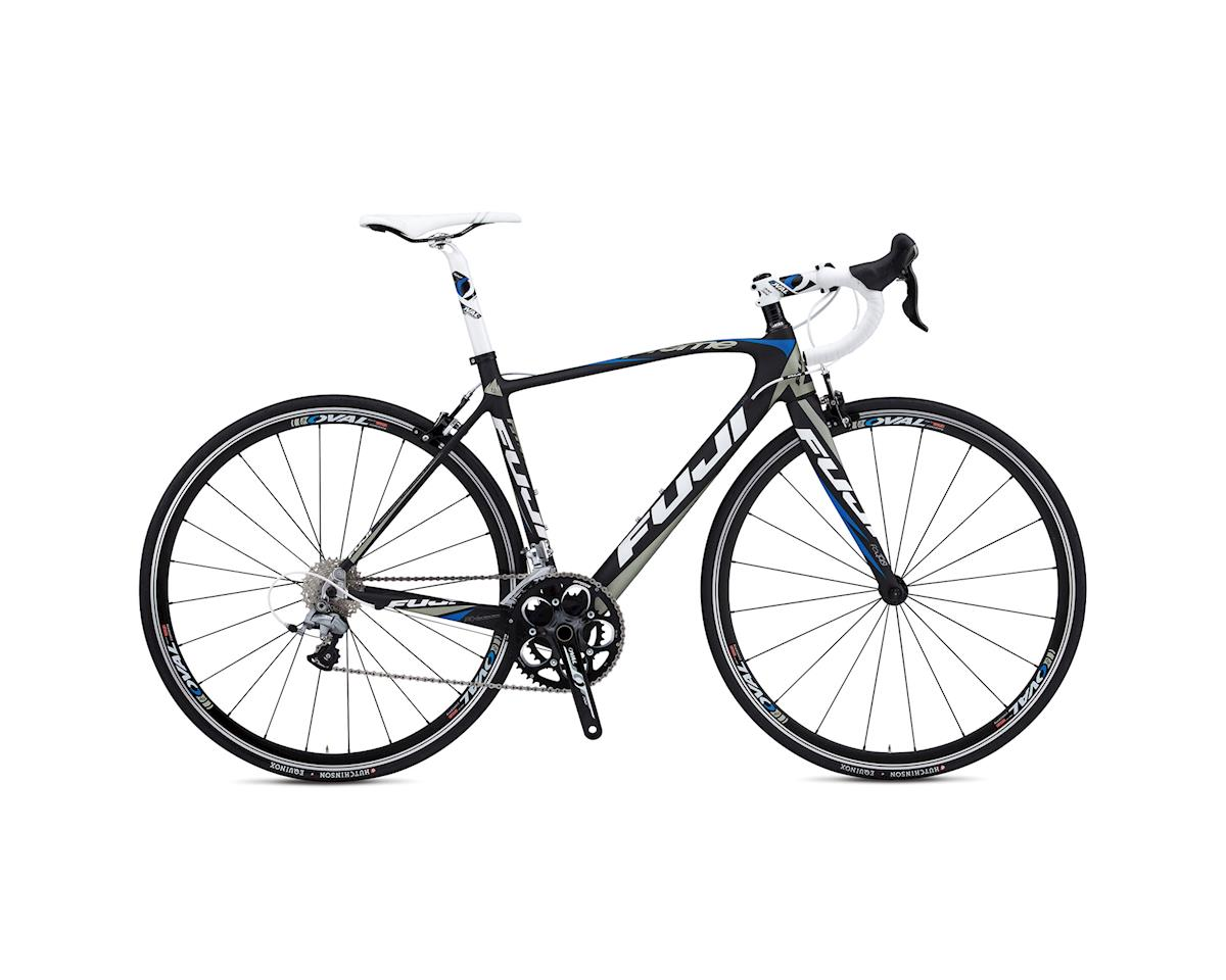 Fuji Bikes Fuji Supreme 1.0 Women's Road Bike -- 2012 (Black/White)