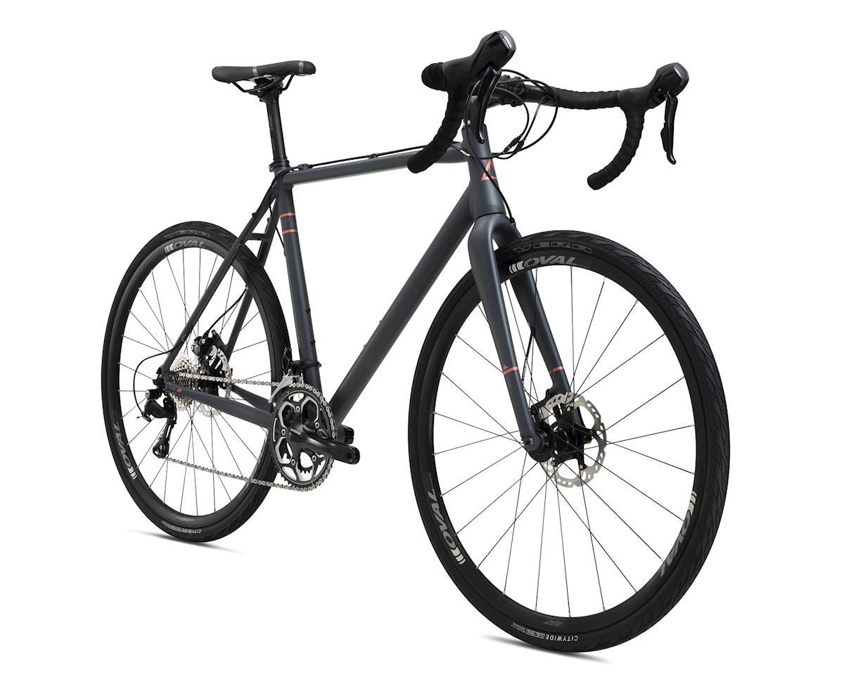 Image 1 for Fuji Tread 1.1 Disc Road Bike - 2016 (Black) (60)