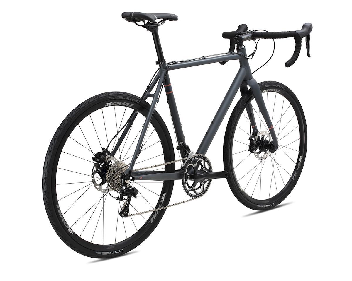 Image 2 for Fuji Tread 1.1 Disc Road Bike - 2016 (Black) (60)