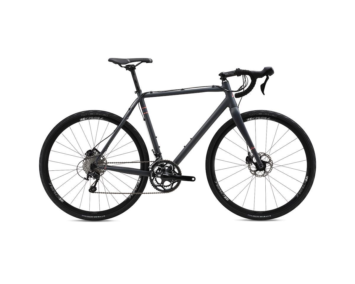 Image 3 for Fuji Tread 1.1 Disc Road Bike - 2016 (Black) (60)