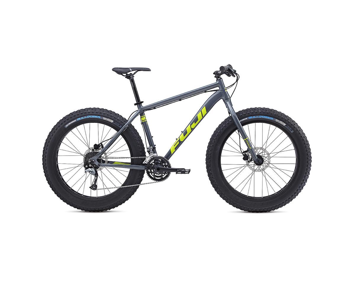 bcb3b36b002 Fuji Wendigo 2.3 Fat Bike - 2017 (Grey) (17) [YB-WEN-17] | Bikes ...