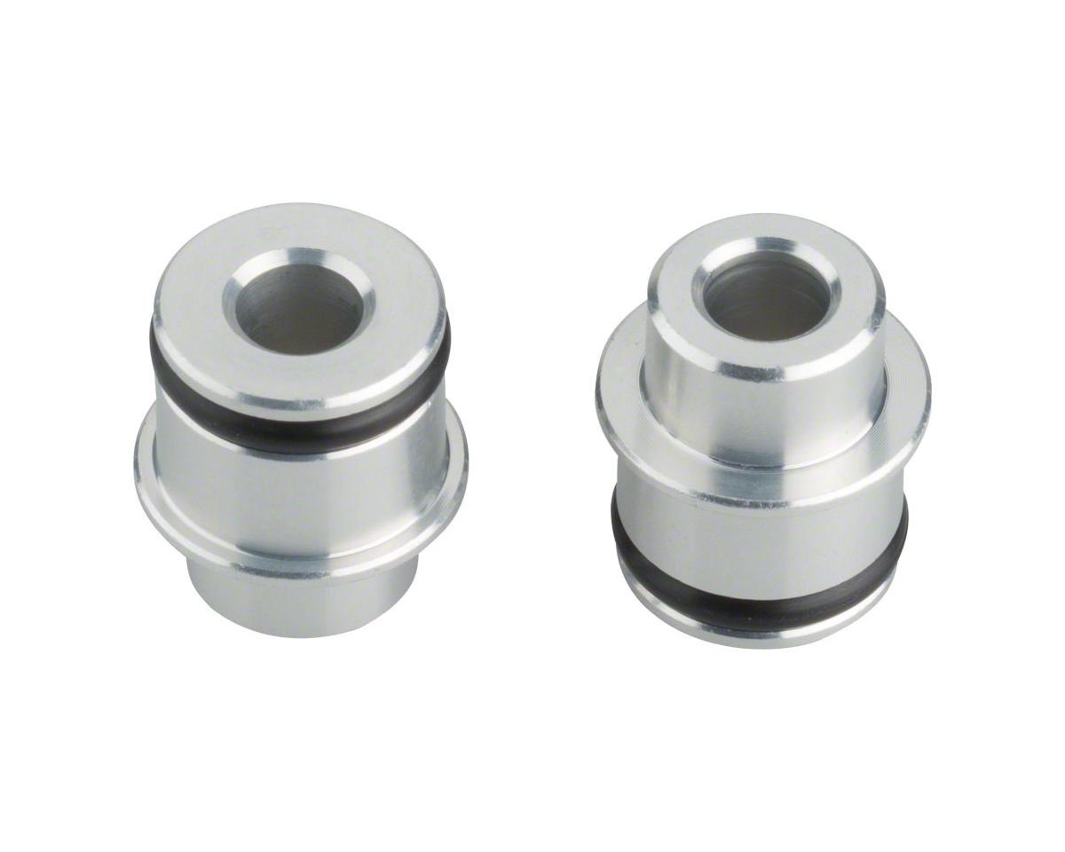 Fulcrum Thru-Axle to QR Adaptors, Rear