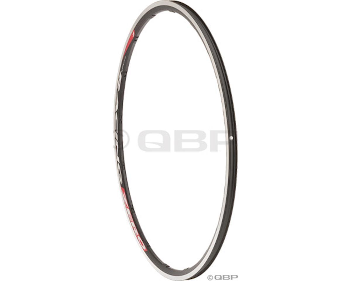 Road Front Rim for Racing Zero Clincher Black (2005-2009 Compatability)