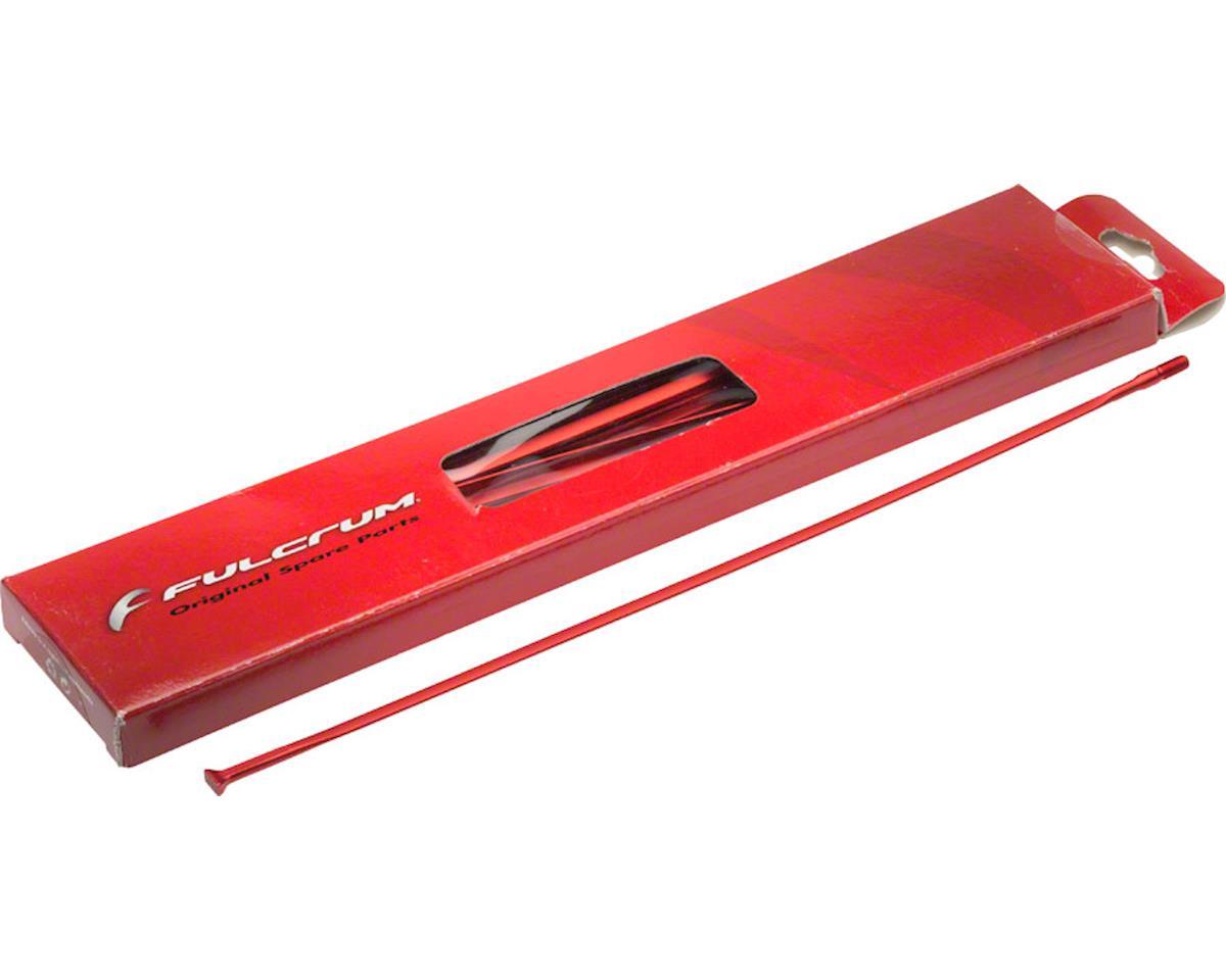 Fulcrum Racing Zero 2-Way/Tubular Red Rear Spoke Kit 2010