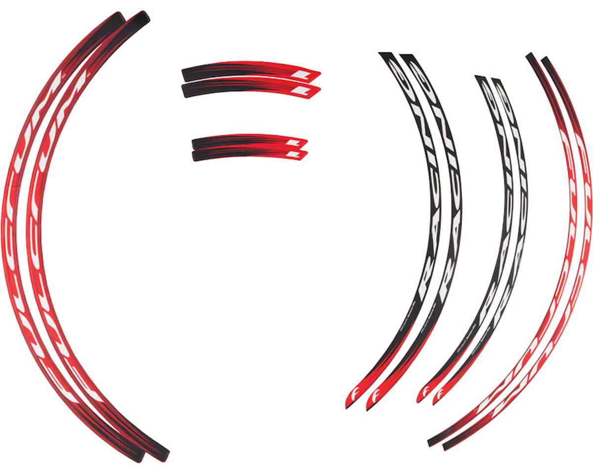 Racing 1 Clincher Label Kit 2010
