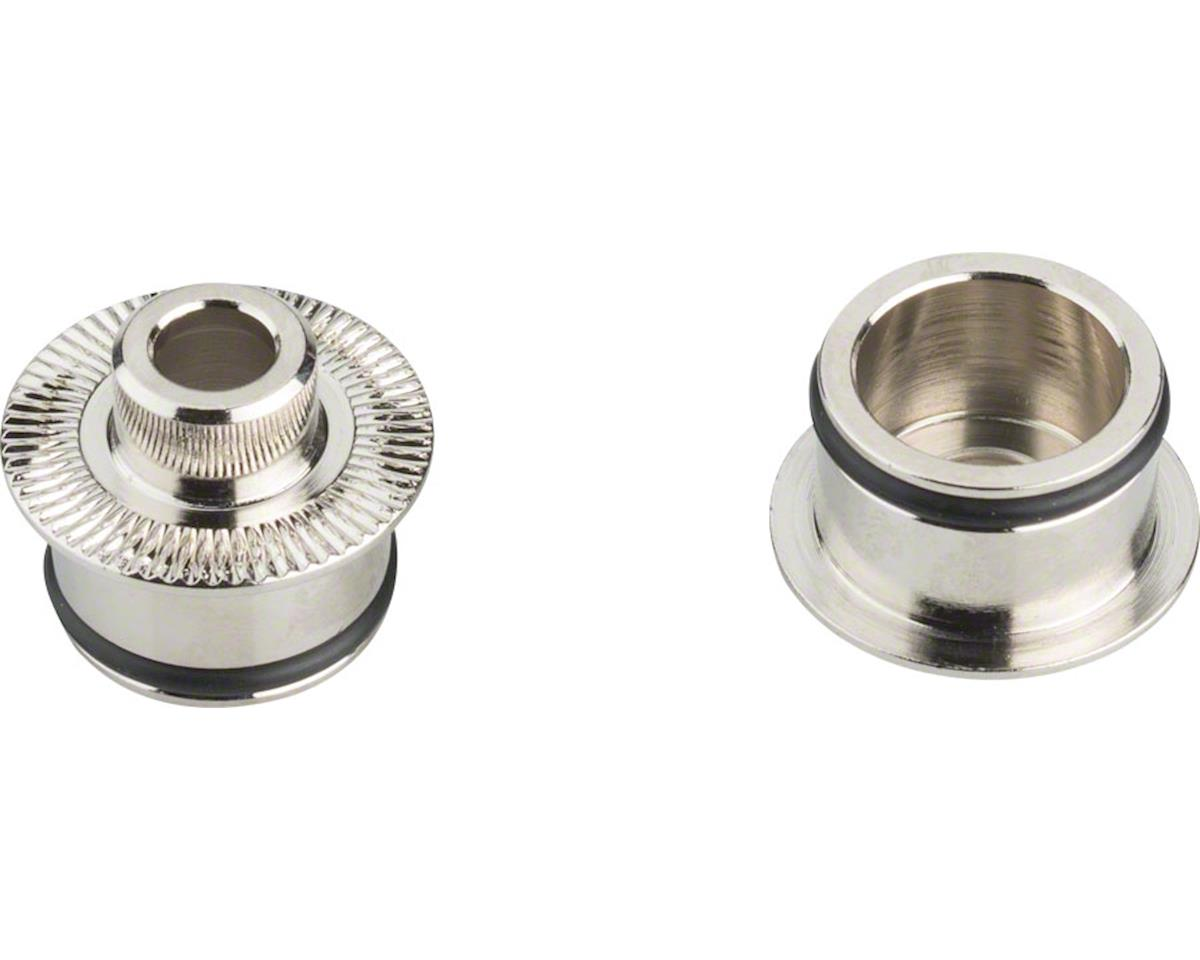 Fulcrum Thru-Axle to QR Adaptors, Front