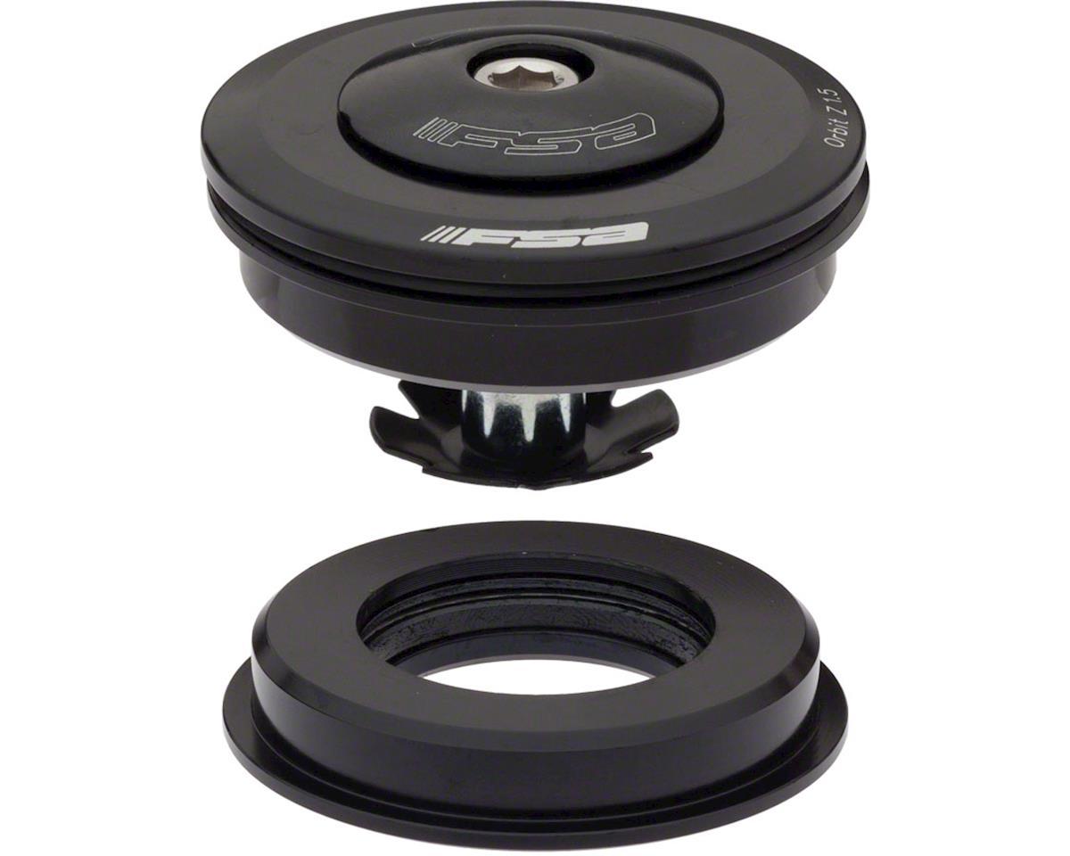 "FSA Orbit Z 1.5 ZS Reducing Headset (Black) (1.5"" to 1-1/8"") (ZS49/28.6, ZS49/30)"