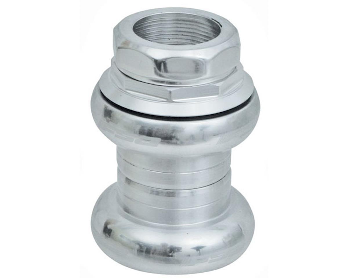 FSA Duron X Threaded Headset (Silver) (EC30/25.4, EC30/26)