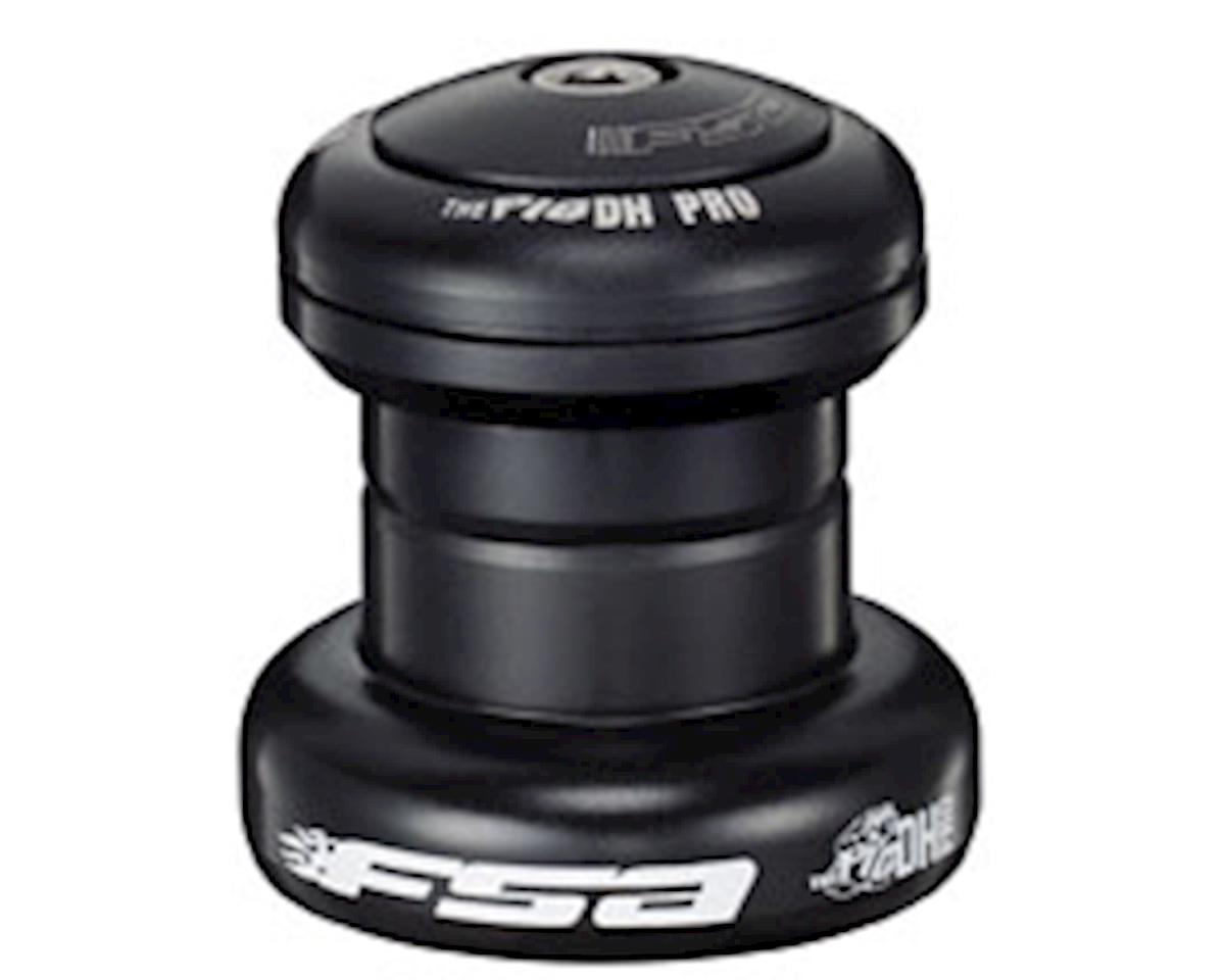 "FSA The Pig DH Pro Threadless Headset (Black) (1-1/8"") (EC34/28.6, EC34/30)"