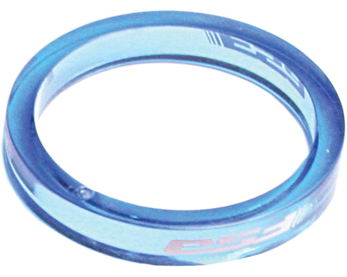 "FSA PolyCarbonate 5mm Spacer Bag (Blue) (1-1/8"") (10)"