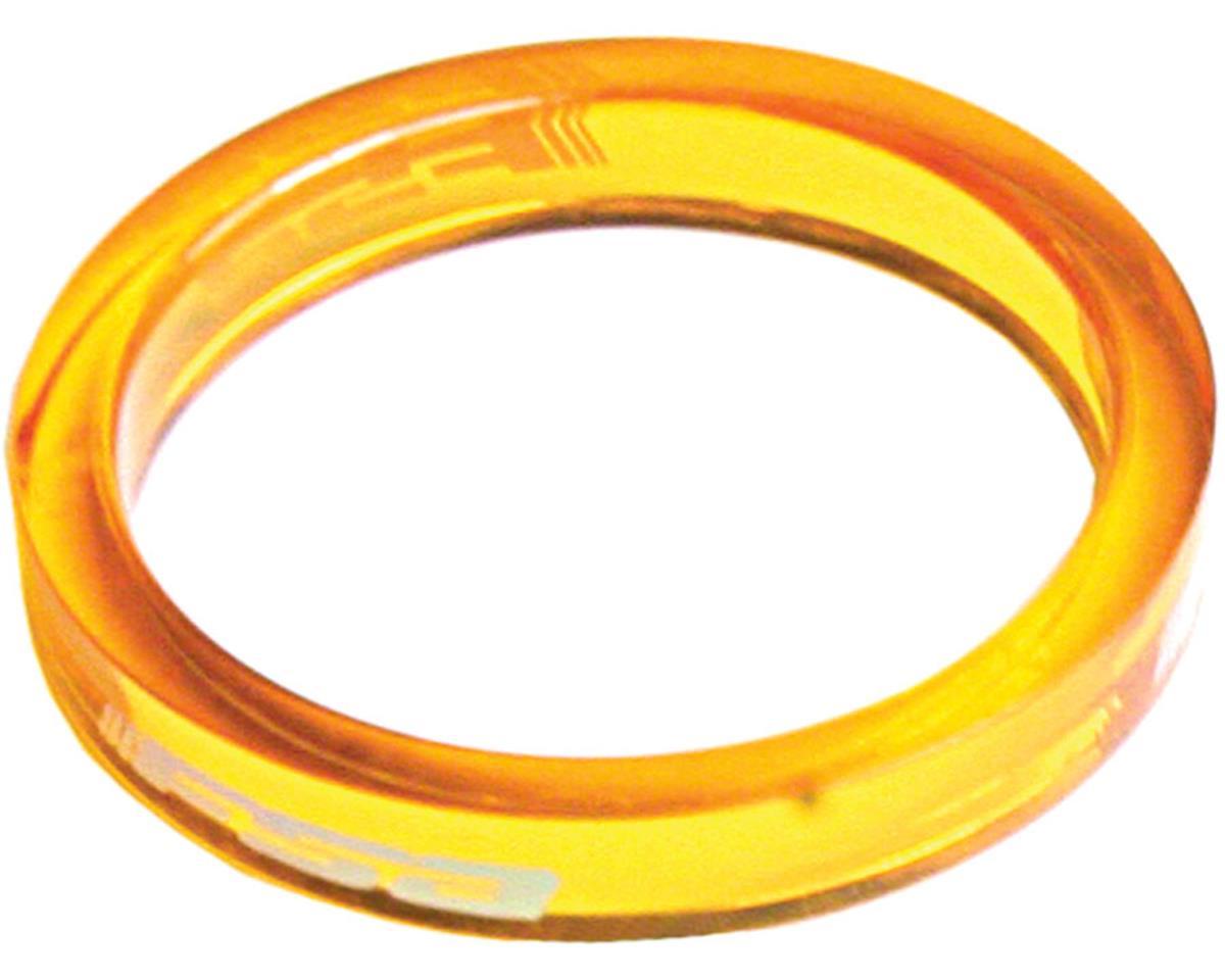 """FSA PolyCarbonate 5mm Spacer Bag (Orange) (1-1/8"""") (10)"""