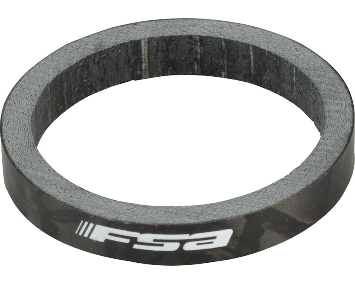 "FSA Carbon Headset Spacer (1-1/8"") (5mm) (Single)"